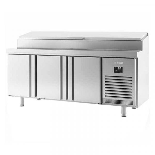 Mesa refrigerada Coolvi frio industrial