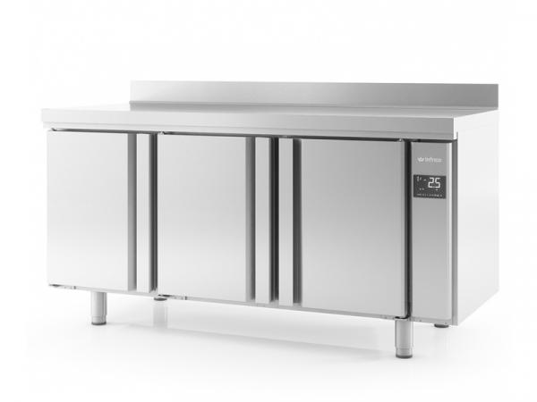 Mesa refrigerada pre-instalada GN1/1 Serie 700 marca INFRICO modelo BMGN 1960 GR