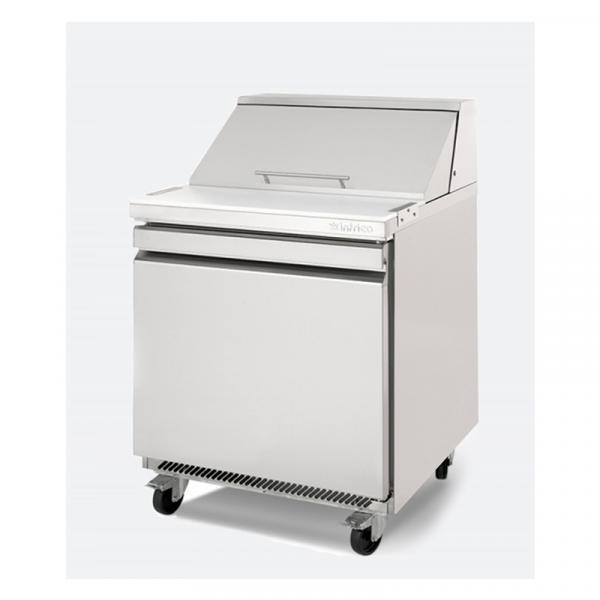 Mesa undercounter refrigeración para ensaladas marca INFRICO modelo UC 27 P