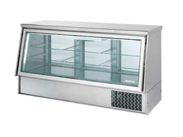 Vitrina cerrada refrigerada modelo VC 1400 marca INFRICO