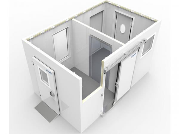 Cámara frigorífica panelable Polar Max