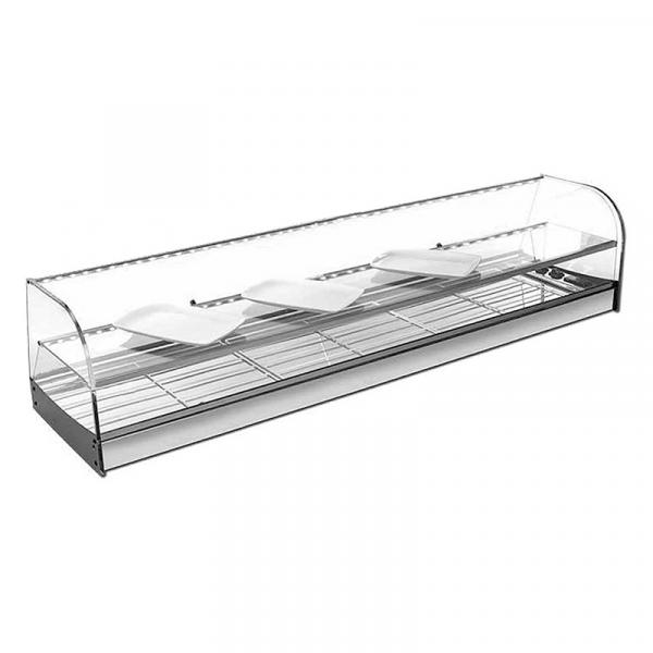 Vitrina refrigerada con estante Serie MAR ET Marca VITRINAS GÓMEZ