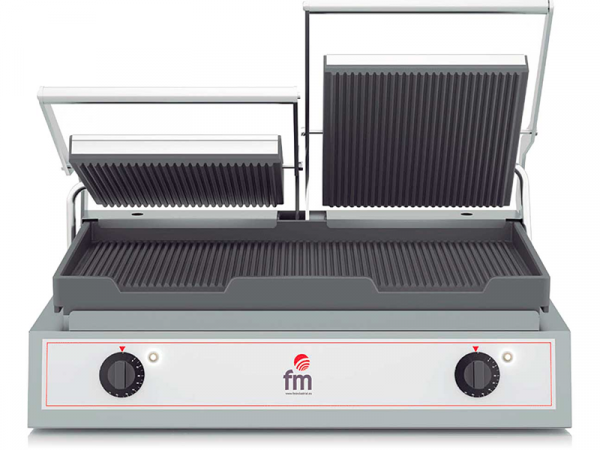 Grill doble Fm Industrial