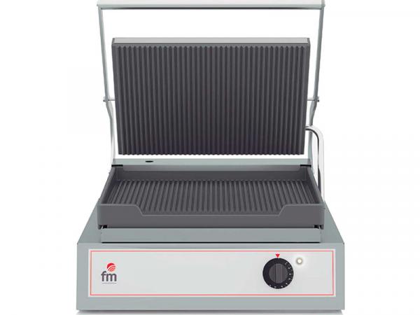 Grill de fm con opción de base lisa o grill