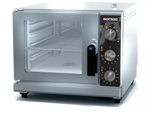 Horno Cocción al Vapor Marca INOXTREND modelo VBA-104
