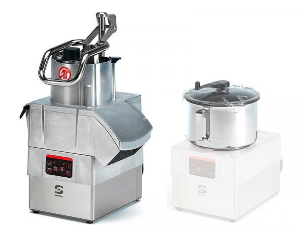 Combi cortadora y cutter Marca SAMMIC
