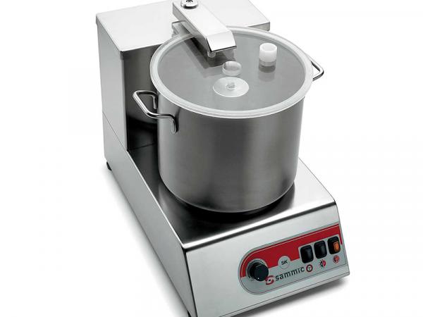 Cutter y Emulsionadores de 3 Litros Marca SAMMIC