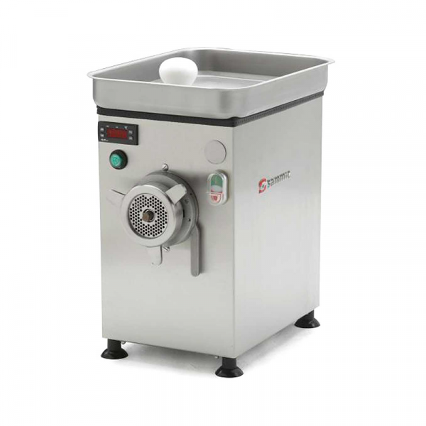 Picadora de carne refrigerada marca Sammic