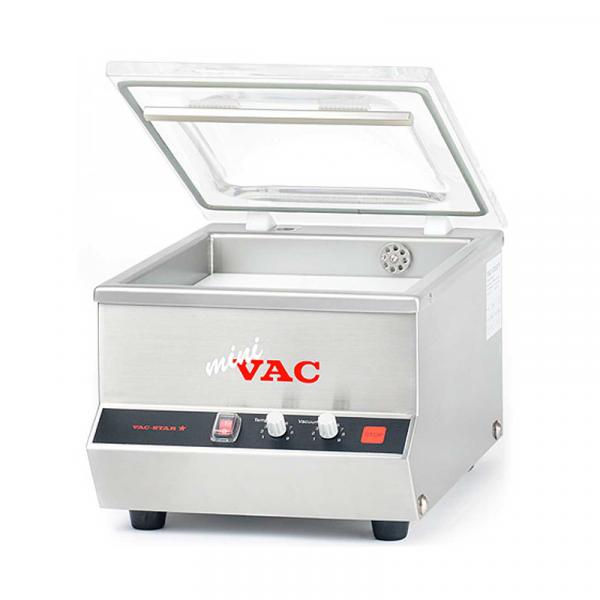 Envasadoras al vacío Sobremesa marca VAC-STAR
