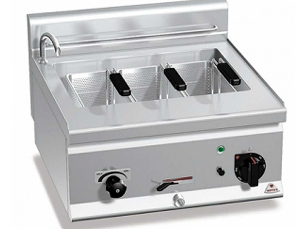 Cuece pastas eléctricos Gama PLUS 600 Marca BERTO'S