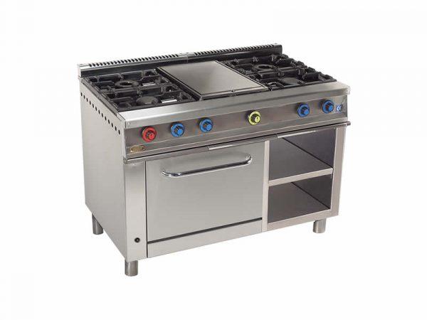 Cocina industrial Gama 750 Imegas