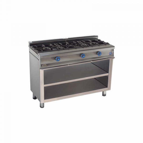 Cocinas industriales Serie 550 IMEGAS
