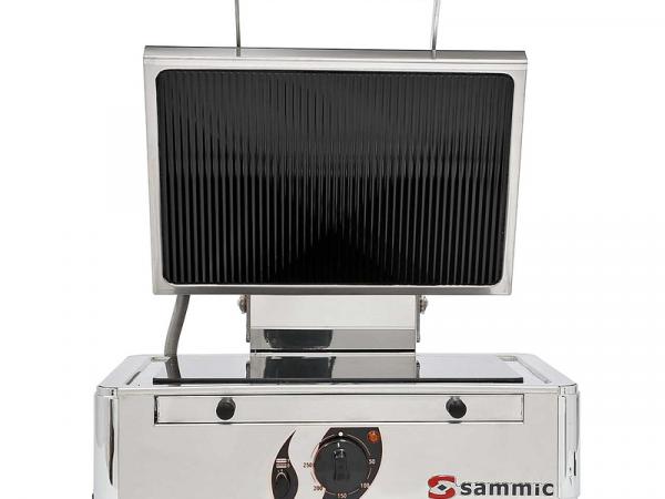 planchas marca sammic gama gv de vitro y grill