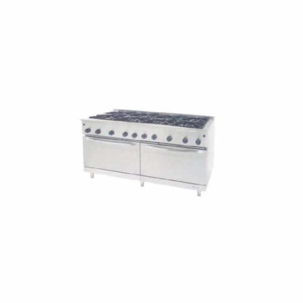 Cocinas modulares a gas Serie 900 Marca MUNDIGAS