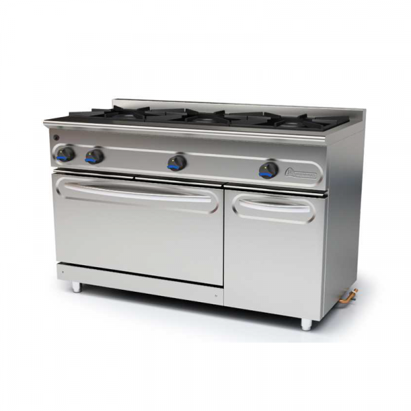 Cocinas a gas serie 550 Marca Mundigas