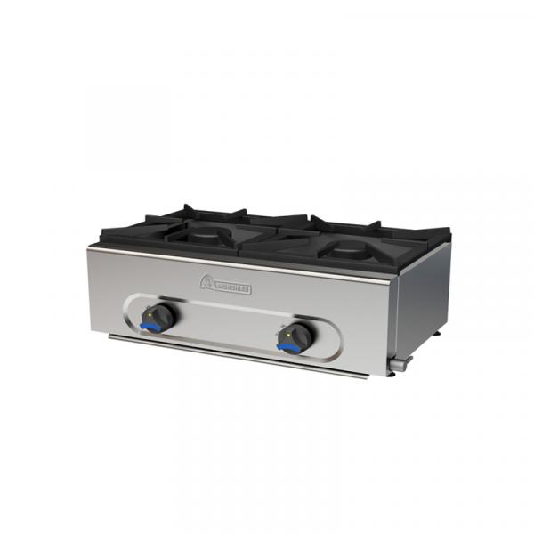 Cocinas modulares a gas serie encimeras Marca MUNDIGAS