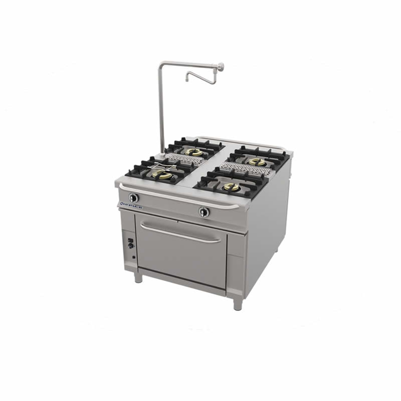 Cocinas a gas Serie 1100 REPAGAS