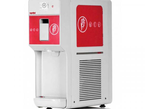 Maquina de helado soft QUICKGEL MIXER