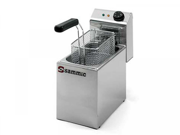 Freidora eléctrica Sammic con capacidad de 3 litros