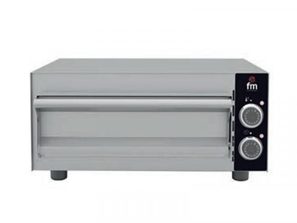 Horno profesional para pizza marca FM modelo 1 camara stz133
