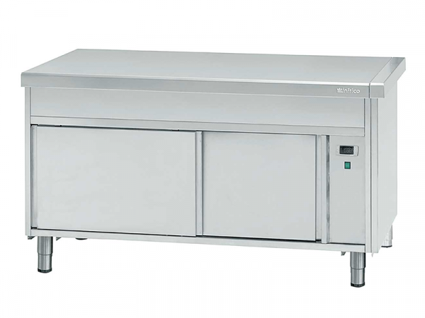 Mesas calientes self service marca INFRICO modelo SSNEC4