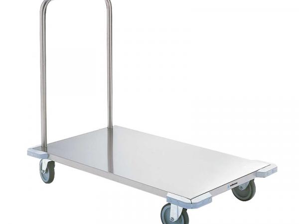 carros reforzados para el transporte de grandes cargas marca edenox