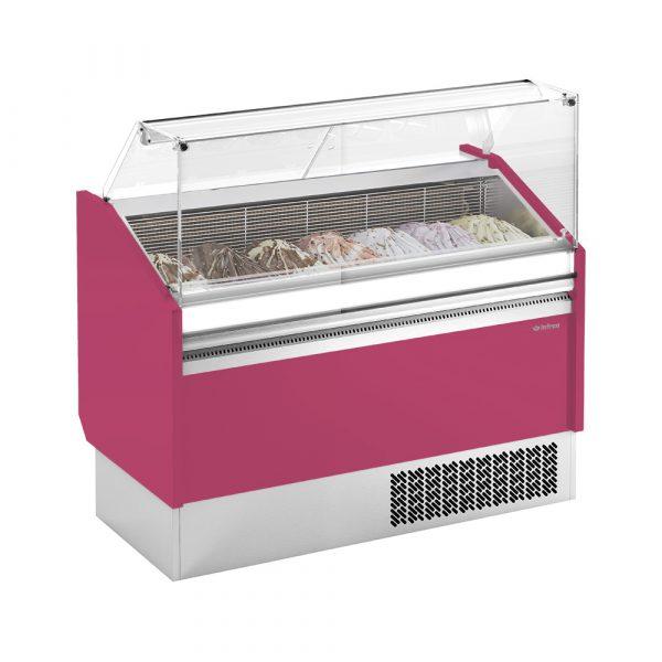 Vitrina para helados serie ibiza marca INFRICO