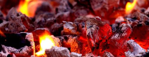 hornos de brasa pira - hornos para brasas - hornos profesionales de brasa