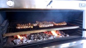 hornos profesionales para brasa - hornos de brasas