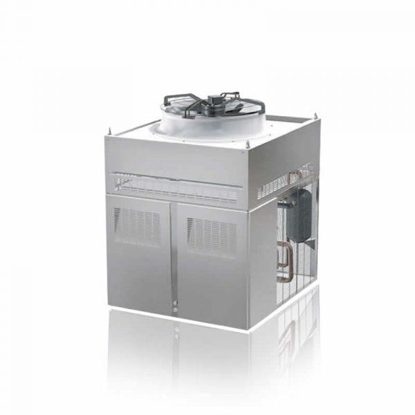 Fabricador de hielo SERIE ES Modular (sin almacén) FHESM5000A-INFRICO