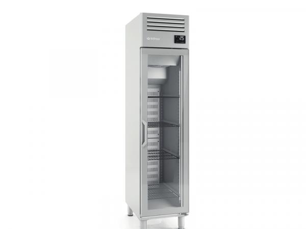 Armarios refrigerados puerta de cristal Serie Slim Line marca INFRICO