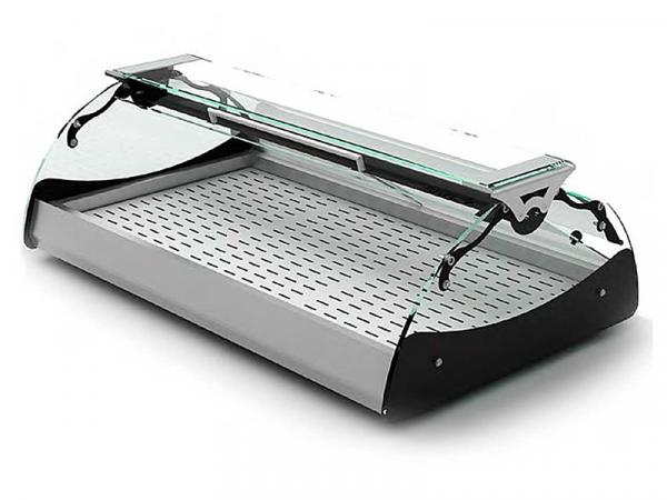 Vitrina calentador serie Maxiself Sahara marca Sayl