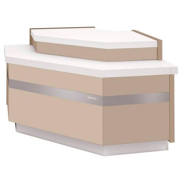 Mueble caja angular serie magnus Modelo VMG-90-AA-M