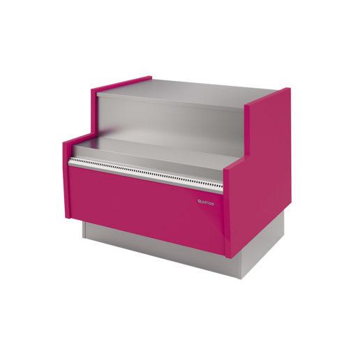 mueble caja serie glacé vlg 9 m infrico