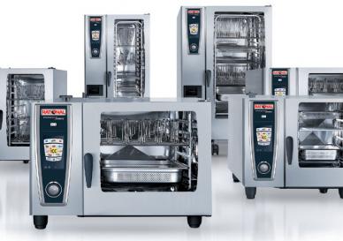 demostración hornos profesionales - prueba de hornos gratis - rational