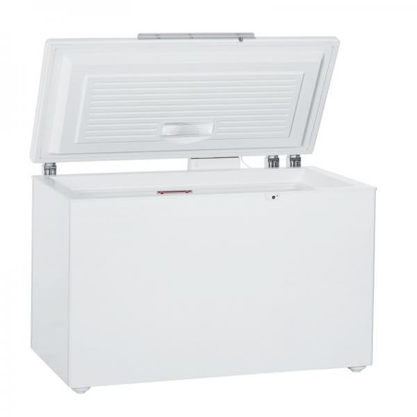 Arcón congelador para laboratorio Mediline Marca Liebherr