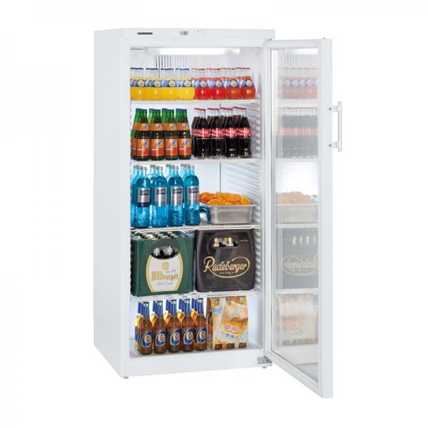 Armarios frigoríficos ventilados Vertical blanco Marca LIEBHERR