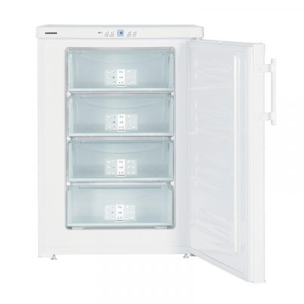 Congeladores estáticos Blancos Bajo mostrador Marca LIEBHERR
