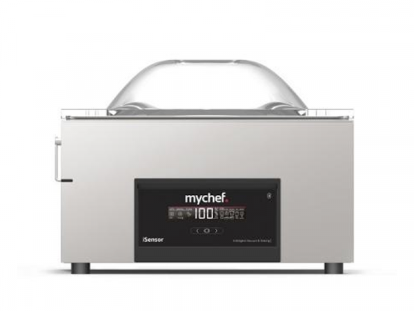 Envasadora al vacío sobremesa iSensor L marca Mychef