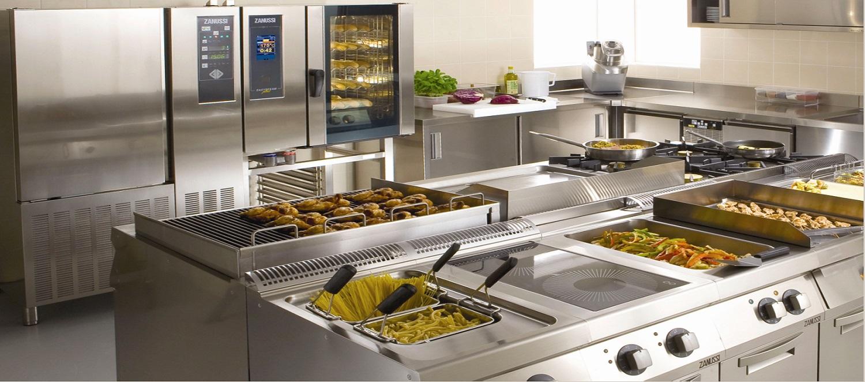 Equipamiento cocina industrial Coolvi