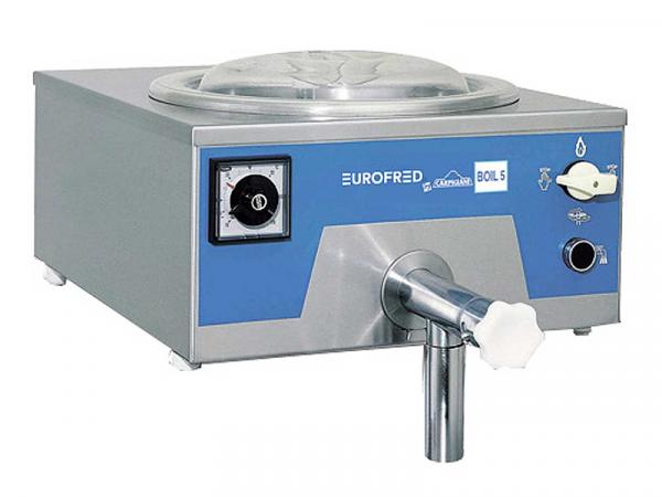 Máquina de Helado Pasteurizadora BOIL 5 Marca CARPIGIANI