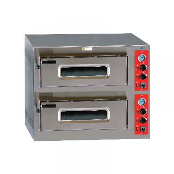 Hornos de Pizza Serie HP marca IRIMAR Modelo HP-6+6 / Ø330