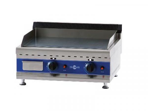Planchas a Gas Baño Rectificada Marca IRIMAR modelo PLGAS-650