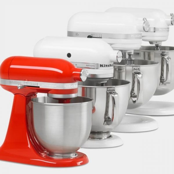 Robot de cocina KitchenAid