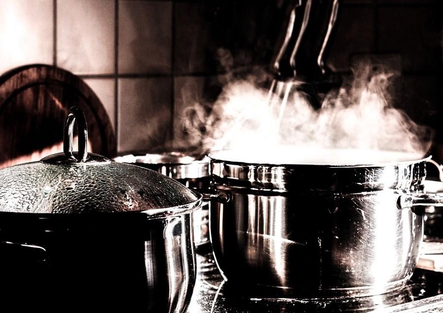 Cocinado de alimentos como medio de conservacion - coolvi