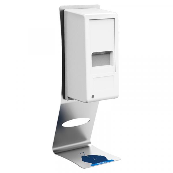 Dosificador automático de gel hidroalcohólico Sobremesa marca FRICOSMOS