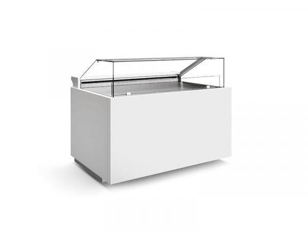 Vitrina Expositora modelo LUCIS marca JORDAO para cafeterias y pastelerias