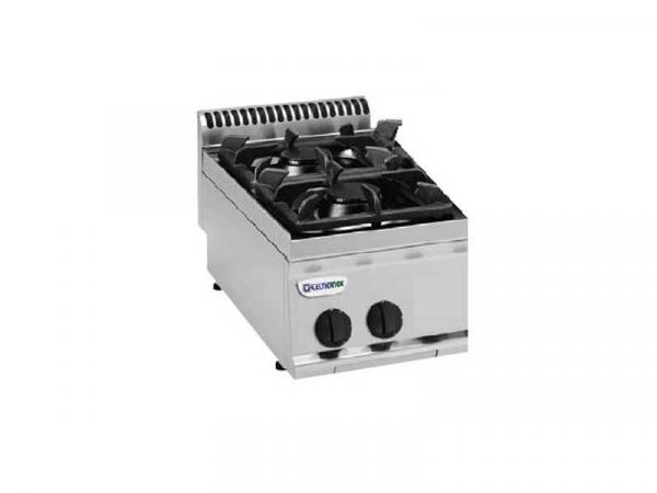 Cocina Gas Sobremesa Fondo 700 marca TECNOINOX modelo PC35G7