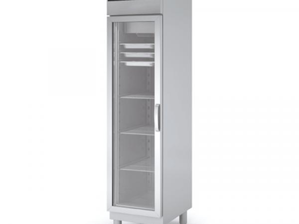 Armario refrigeración GN FIT S-Line puertas de cristal marca CORECO modelo CGRE-50-S