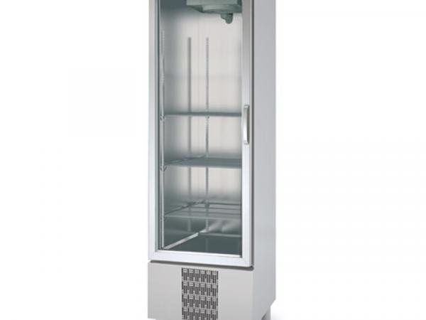 Armario Snack Fit S-Line puerta de cristal marca CORECO modelo CSRV-55-S
